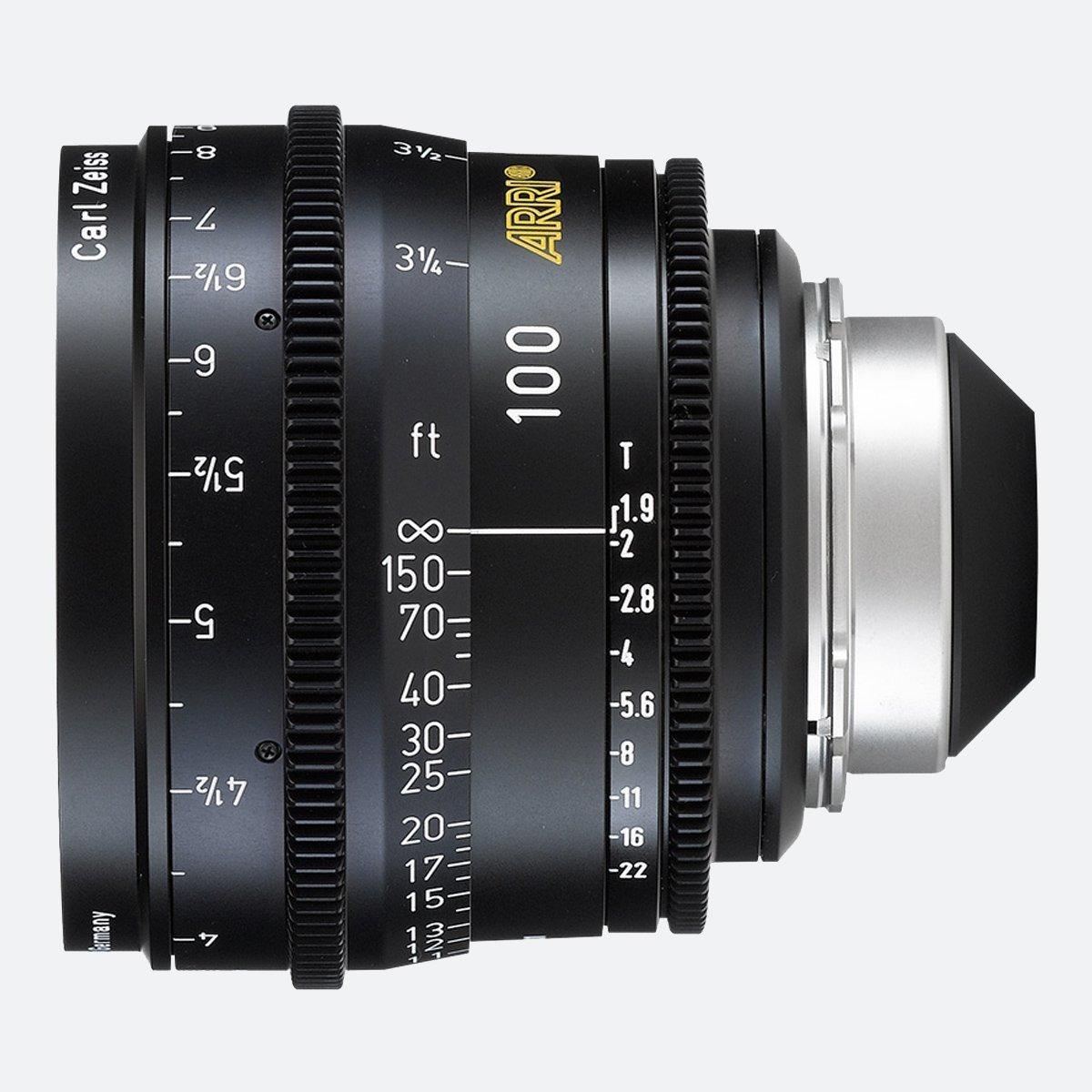 ARRI 100mm T1.9 Ultra Prime Lens