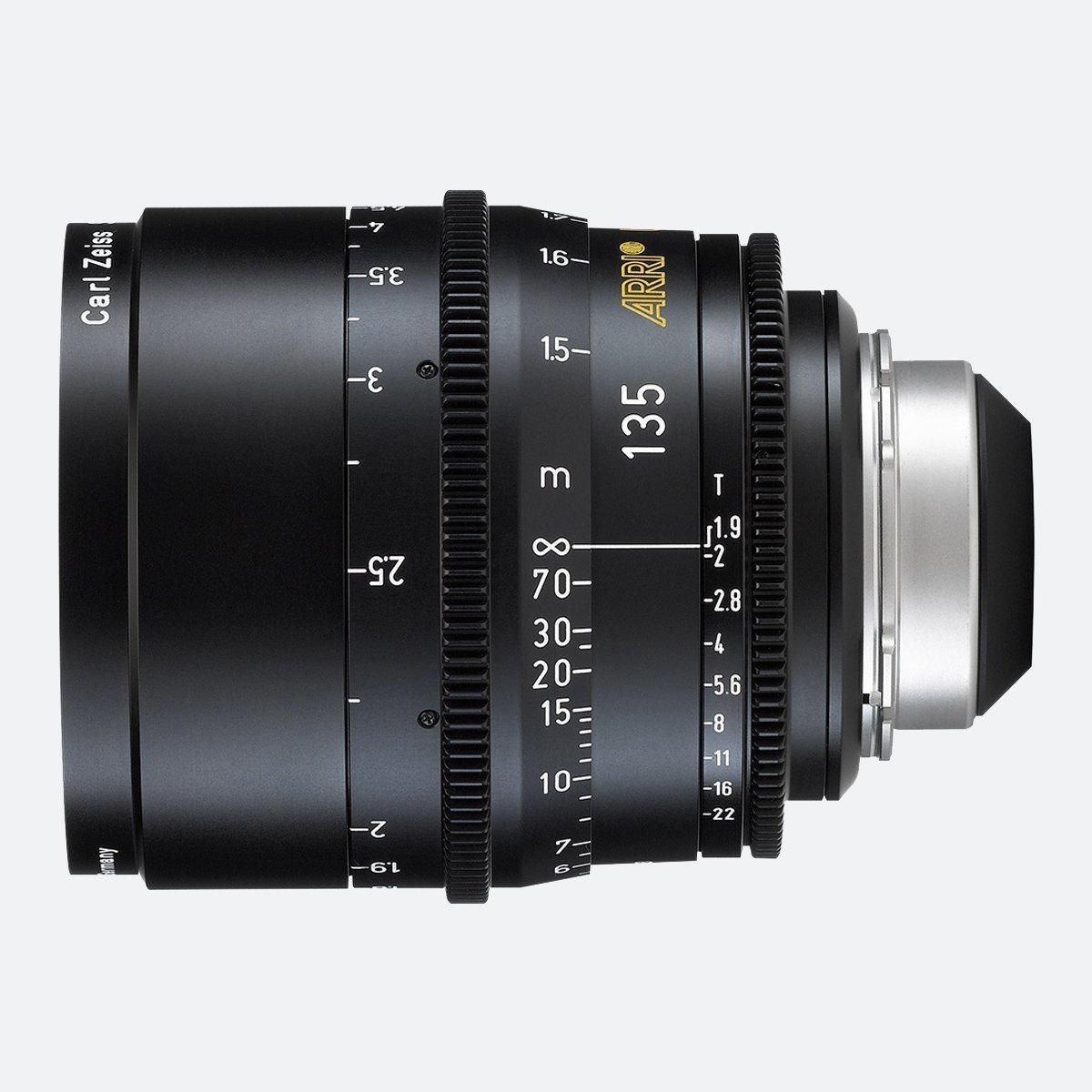 ARRI 135mm T1.9 Ultra Prime Lens