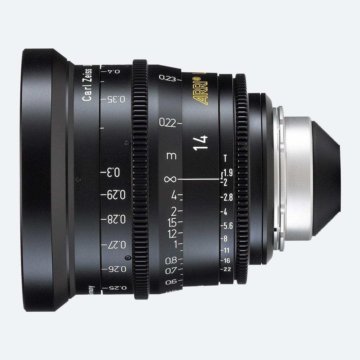 ARRI 14mm T1.9 Ultra Prime Lens