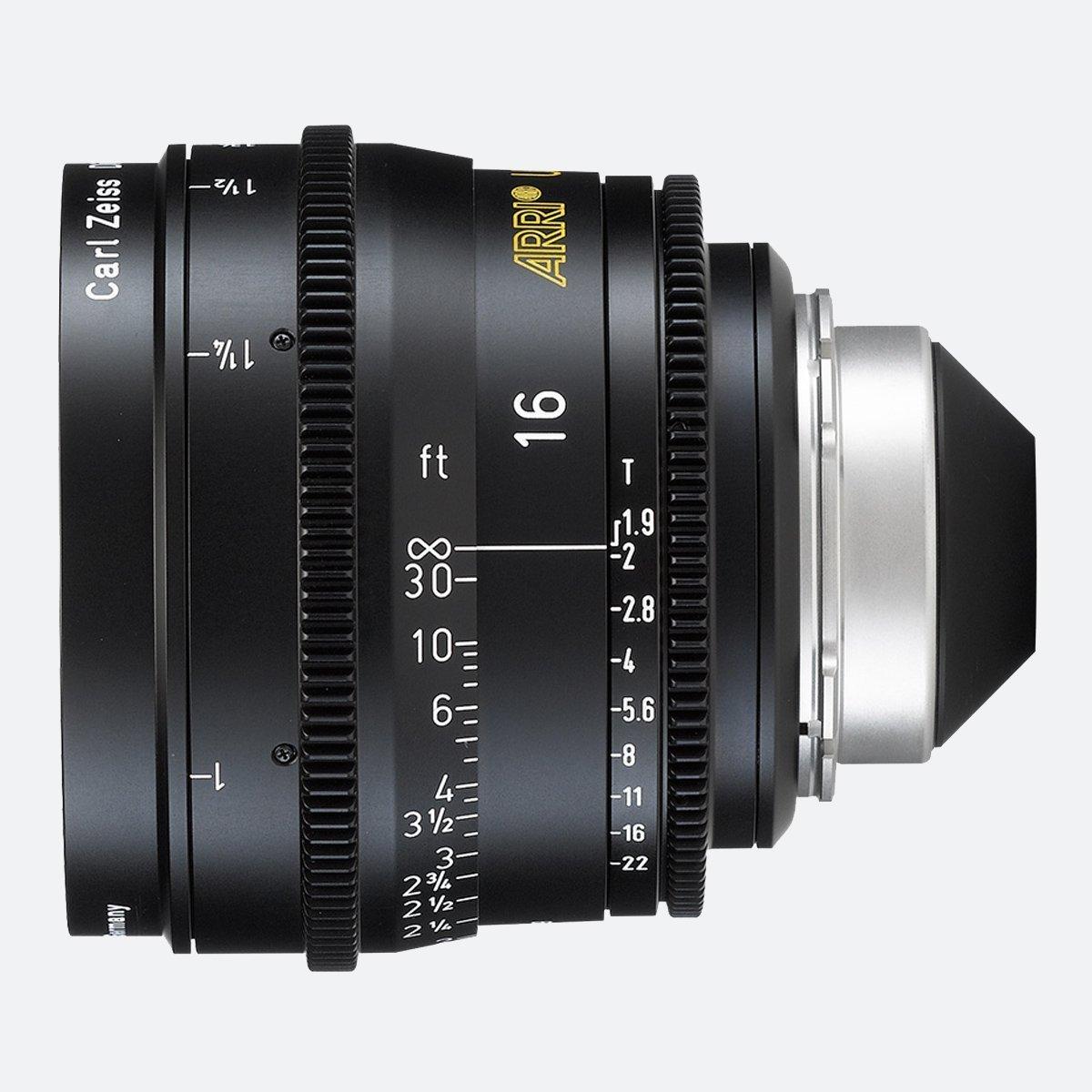 ARRI 16mm T1.9 Ultra Prime Lens