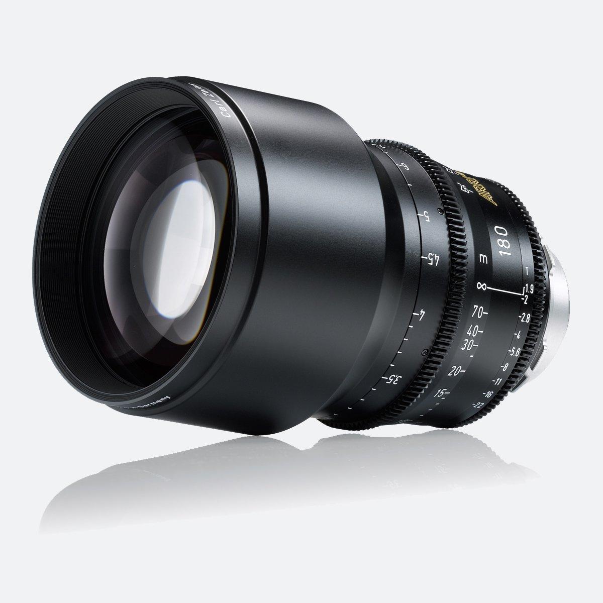 ARRI 180mm T1.9 Ultra Prime Lens