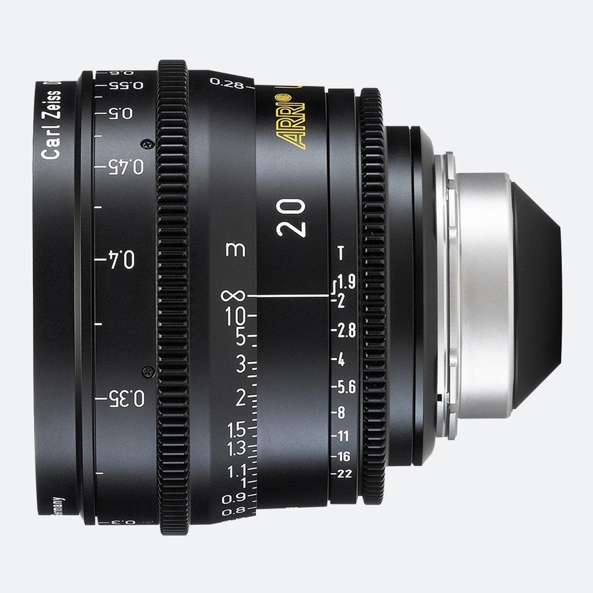 ARRI 20mm T1.9 Ultra Prime Lens