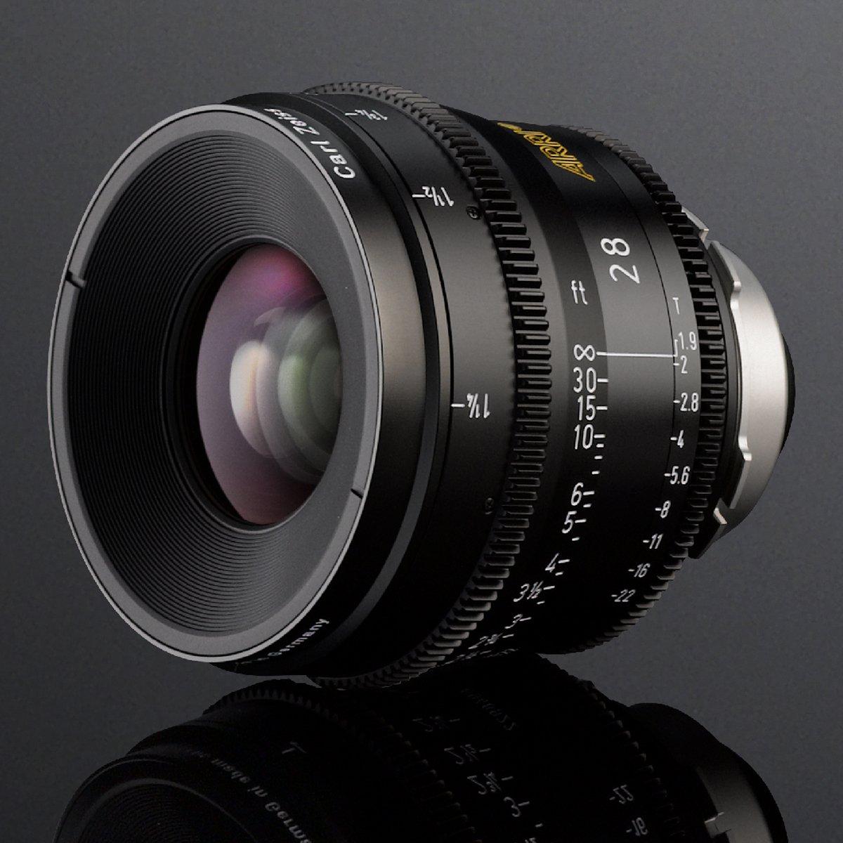 ARRI 28mm T1.9 Ultra Prime Lens