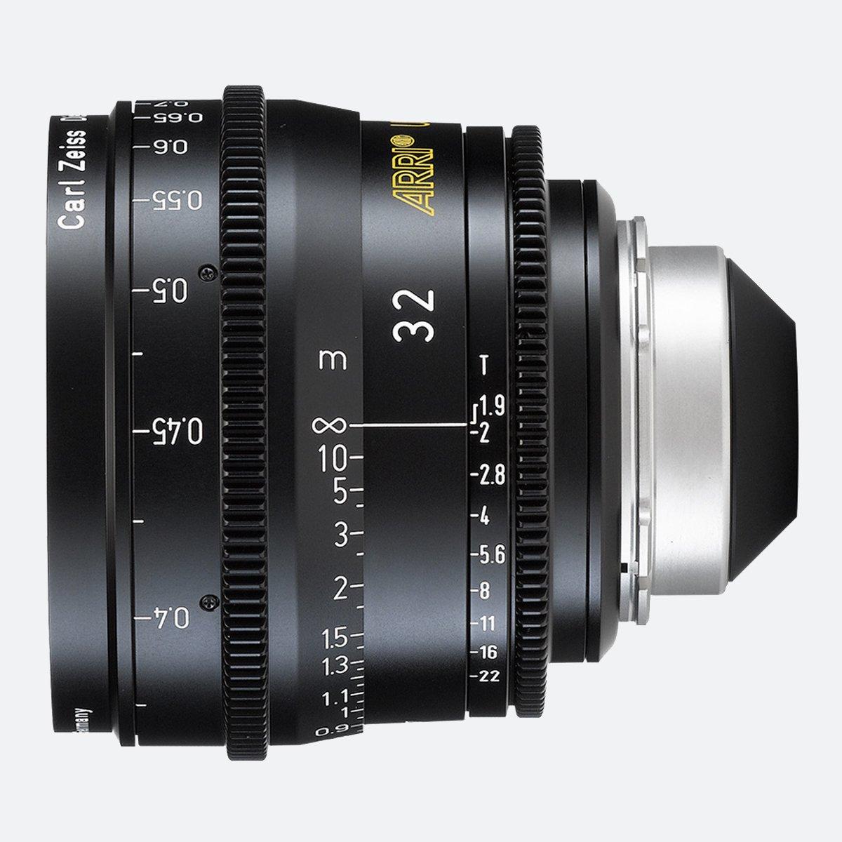ARRI 32mm T1.9 Ultra Prime Lens