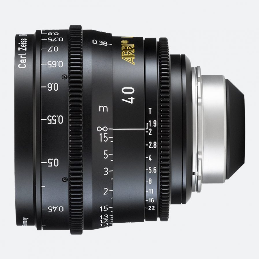 ARRI 40mm T1.9 Ultra Prime Lens
