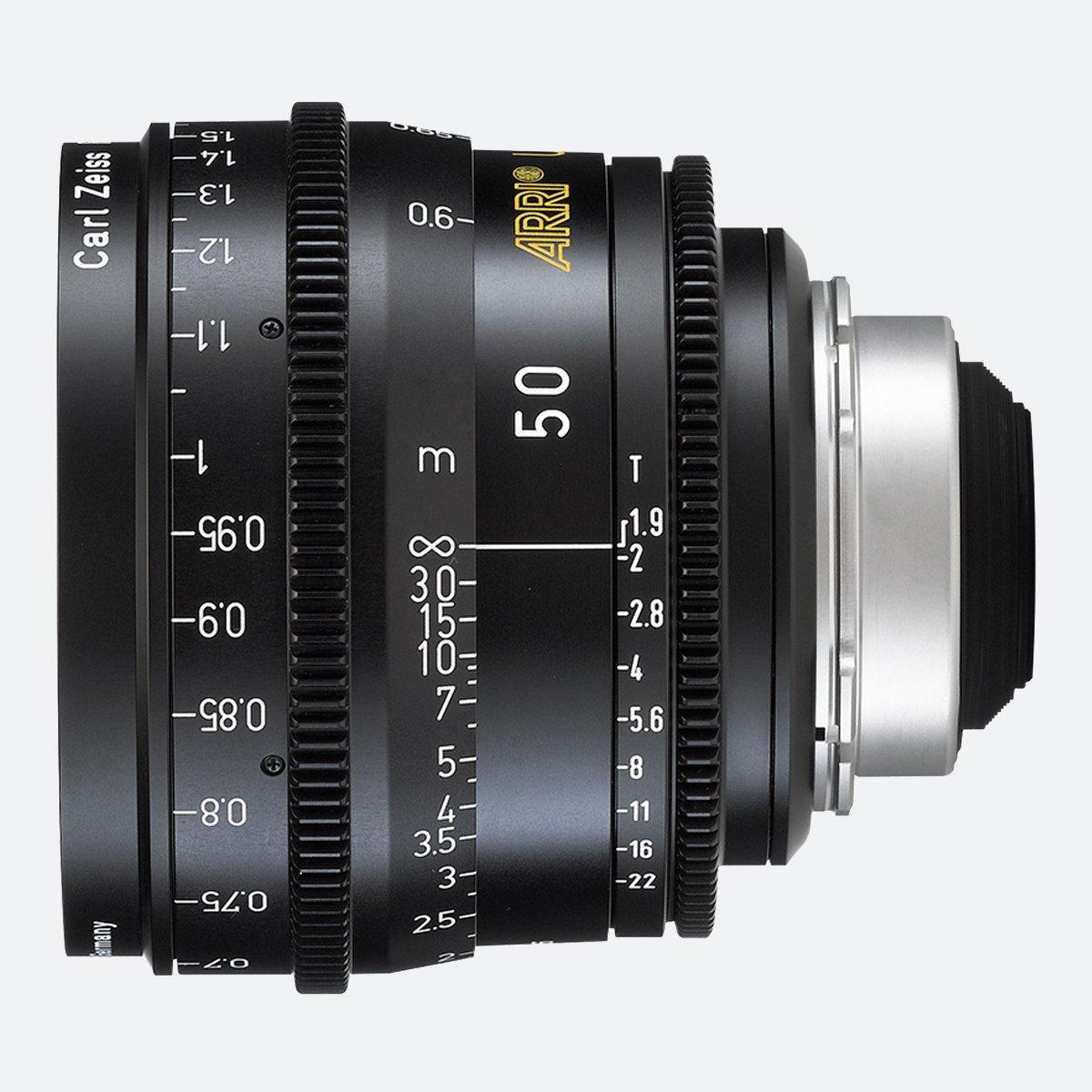 ARRI 50mm T1.9 Ultra Prime Lens