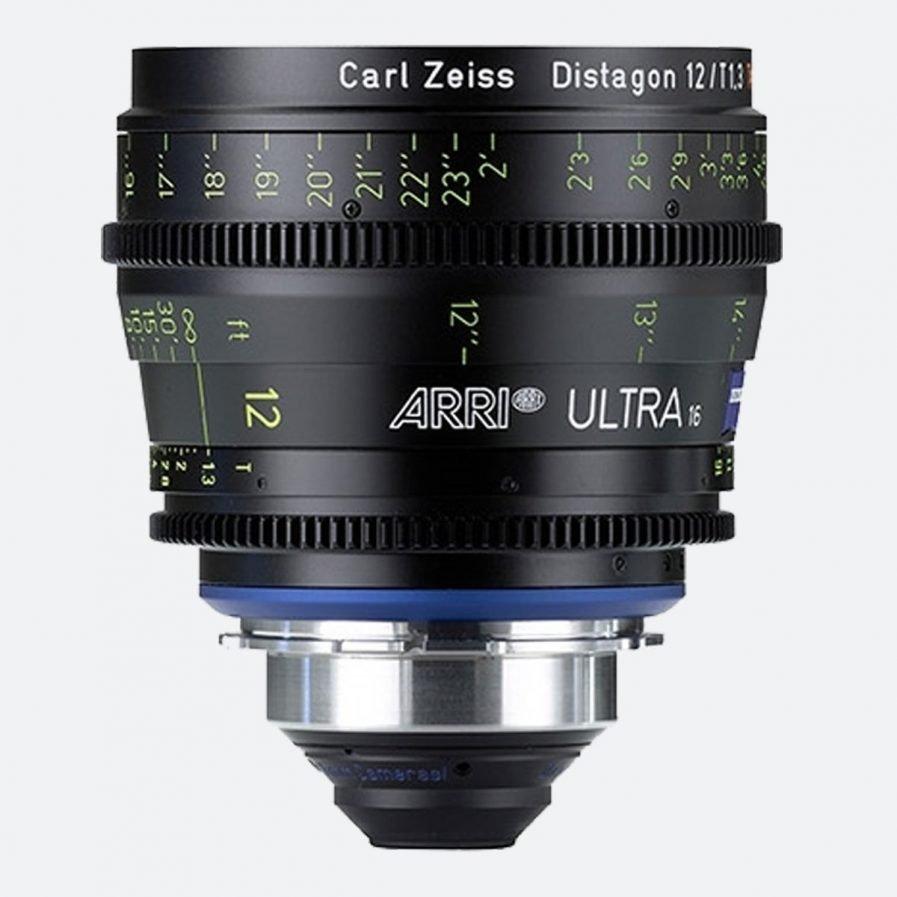 ARRI Ultra 16 T1.3 / 12 mm Prime Lens