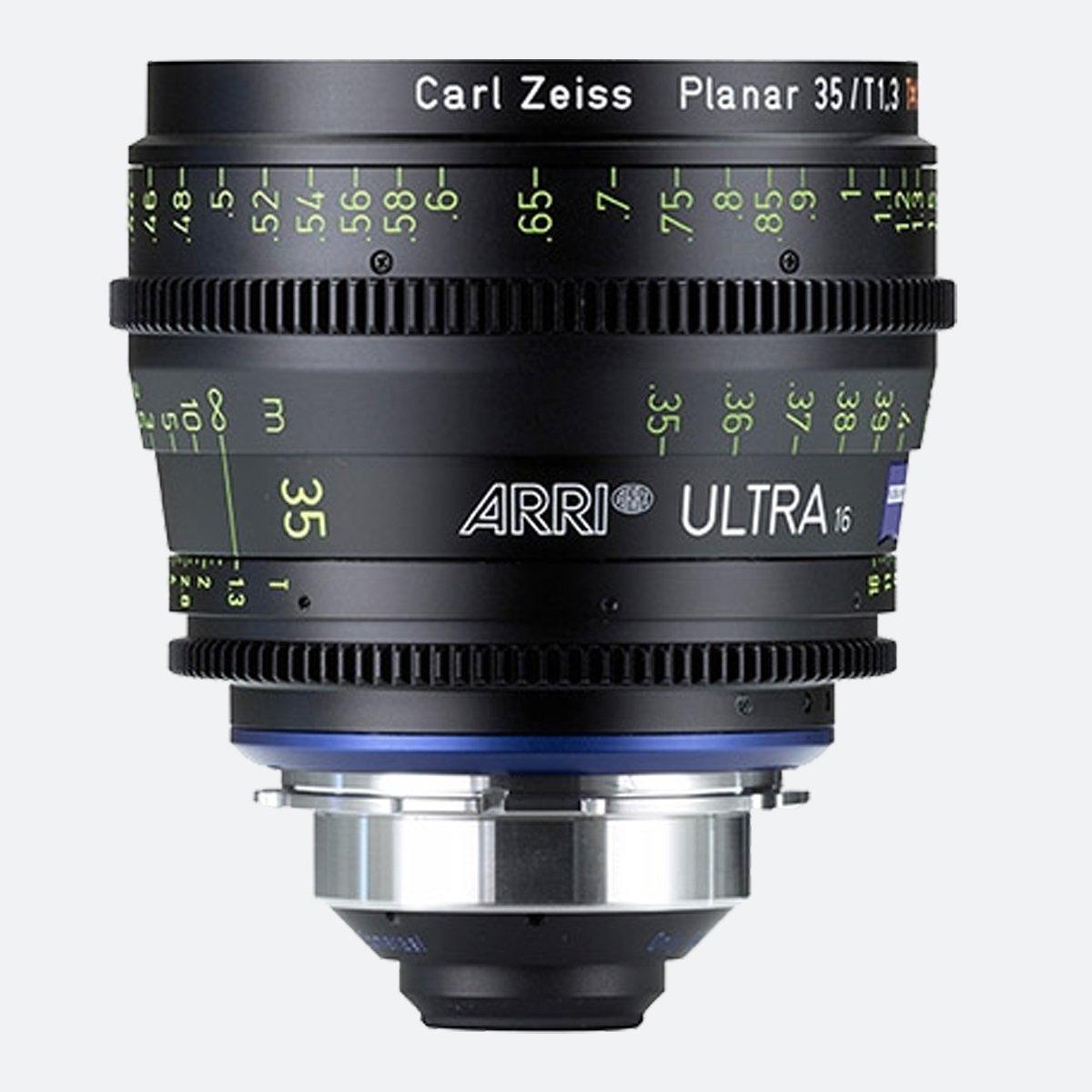 ARRI Ultra 16 T1.3 / 35 mm Prime Lens