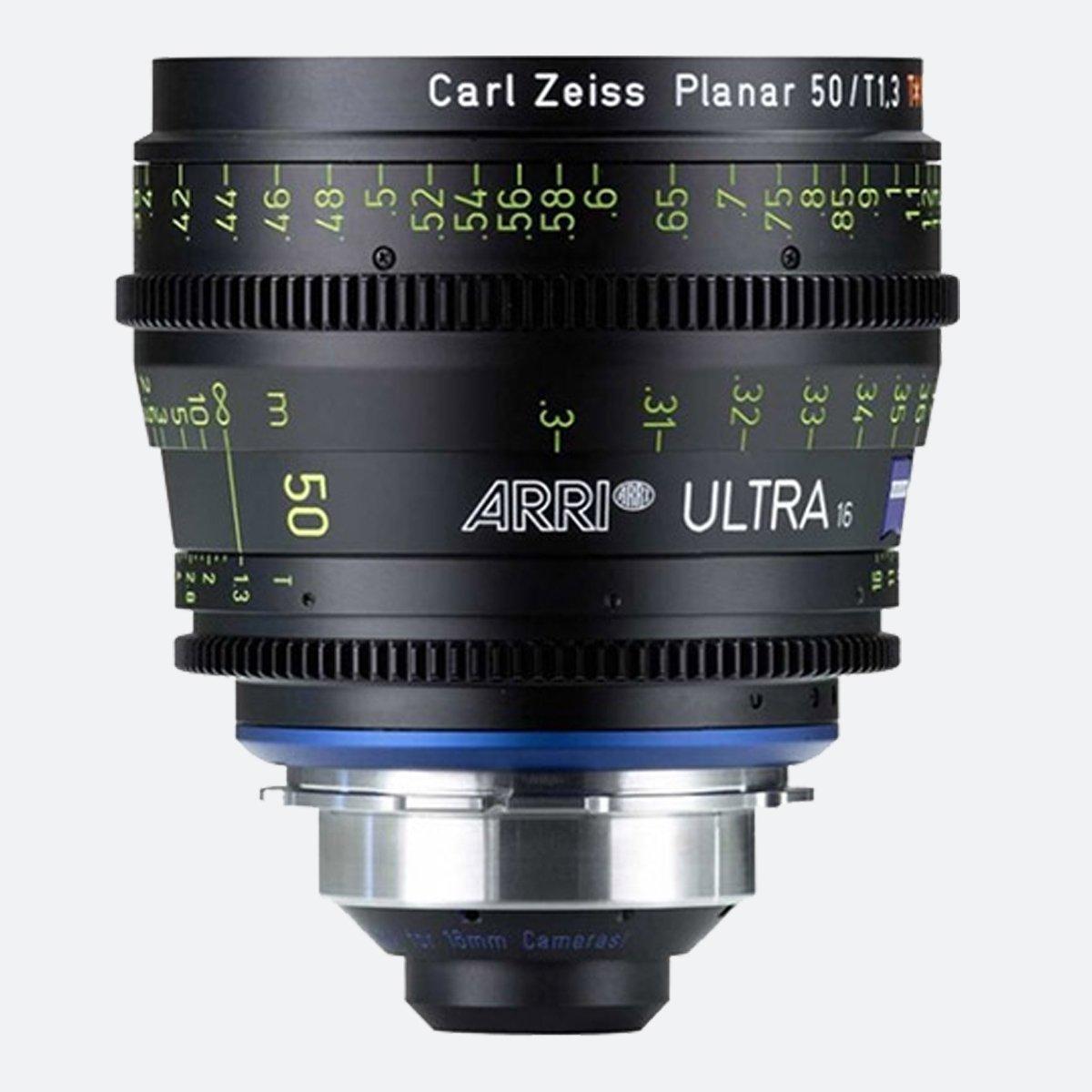ARRI Ultra 16 T1.3 / 50 mm Prime Lens