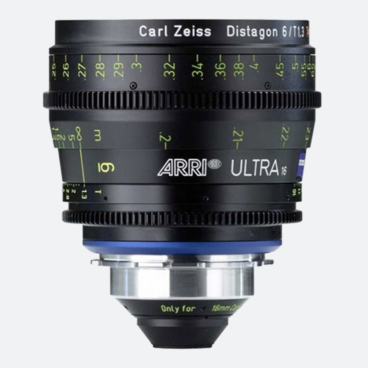 ARRI Ultra 16 T1.3 / 6 mm Super-Wide Lens