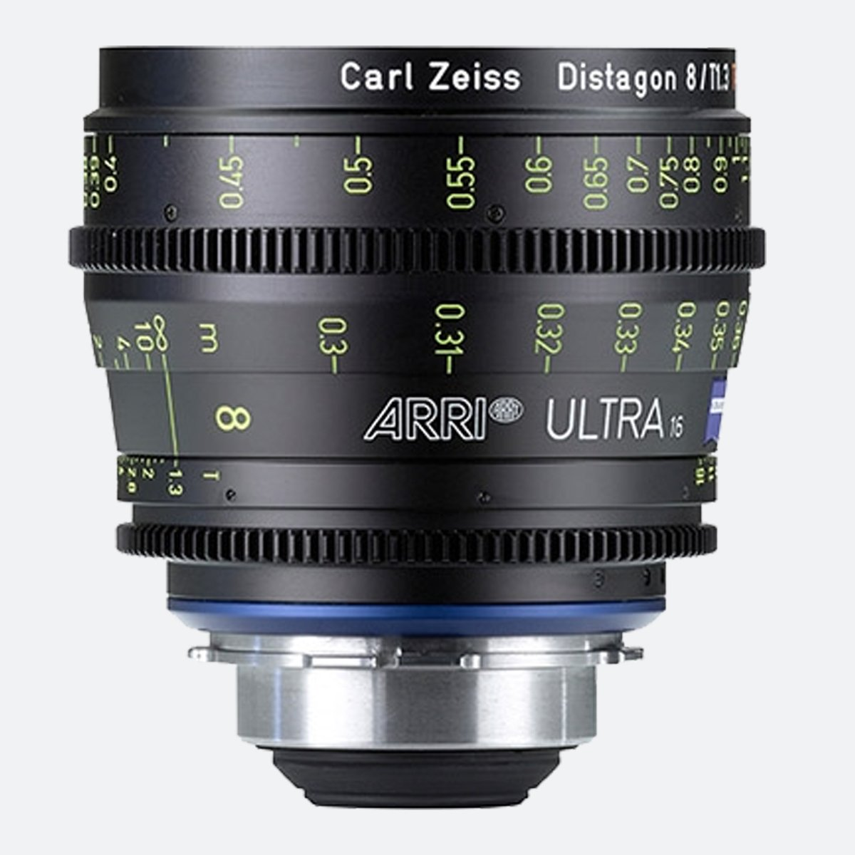 ARRI Ultra 16 T1.3 / 8 mm Super-Wide Lens
