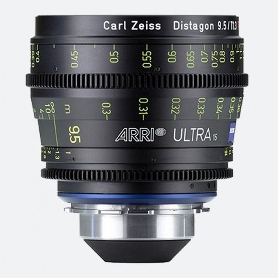 ARRI Ultra 16 T1.3 / 9.5 mm Wide Lens