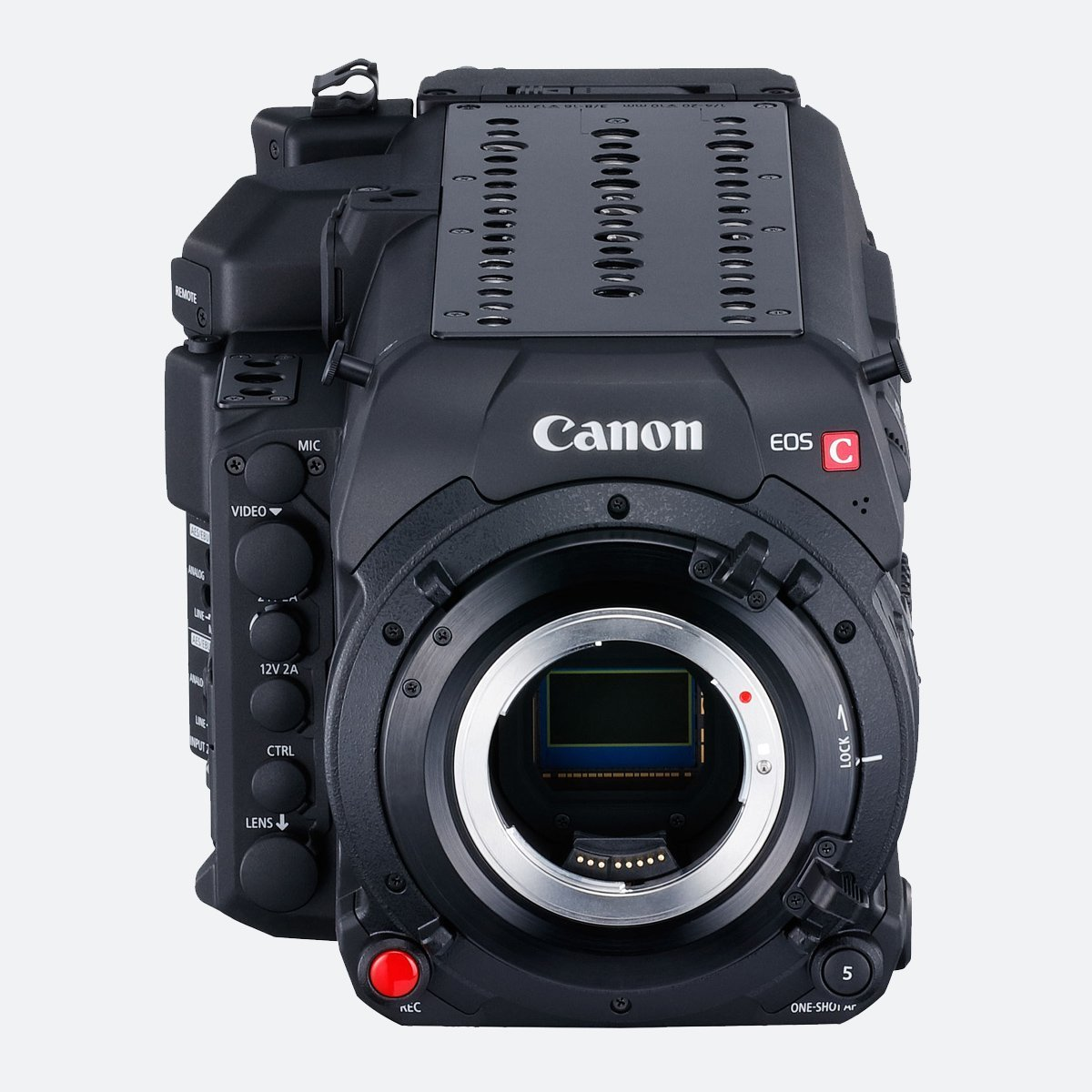 Canon C700 4K Cinema Camera