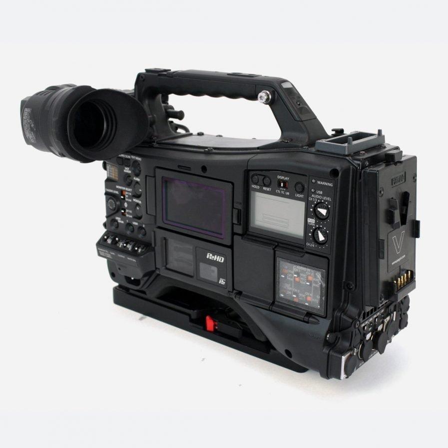 Ex-Demo Panasonic AJ-PX5000G HD Camcorder with AVC-ULTRA Recording