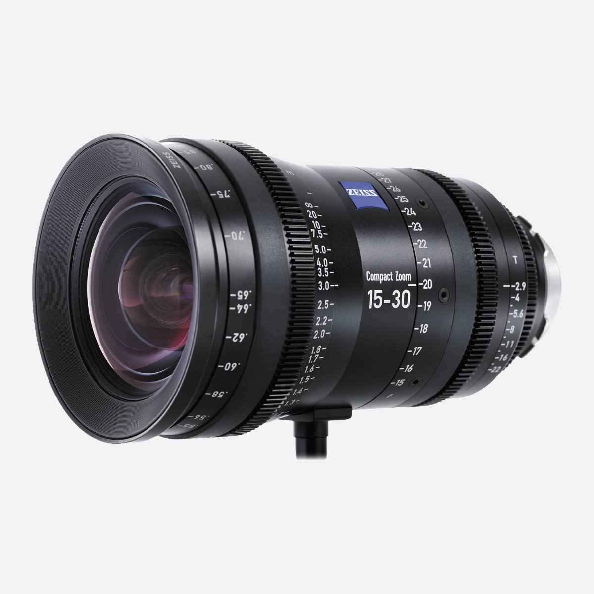 Zeiss 15-30mm T2.9 CZ.2 Compact Cine Zoom
