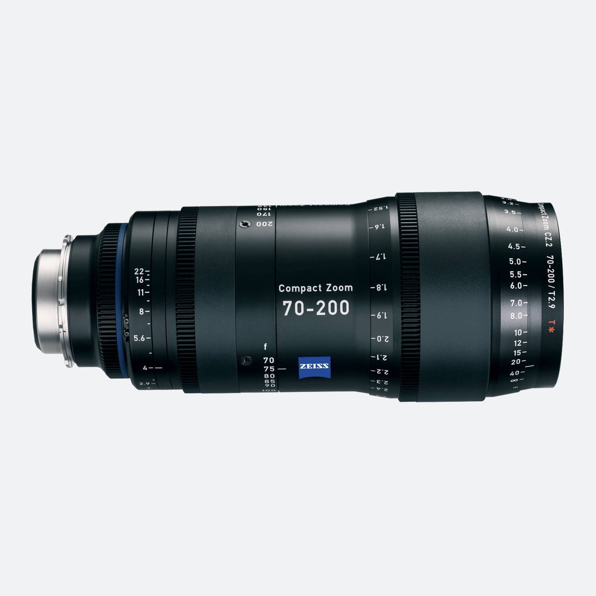 Zeiss 70-200mm T2.9 CZ.2 Compact Cine Zoom