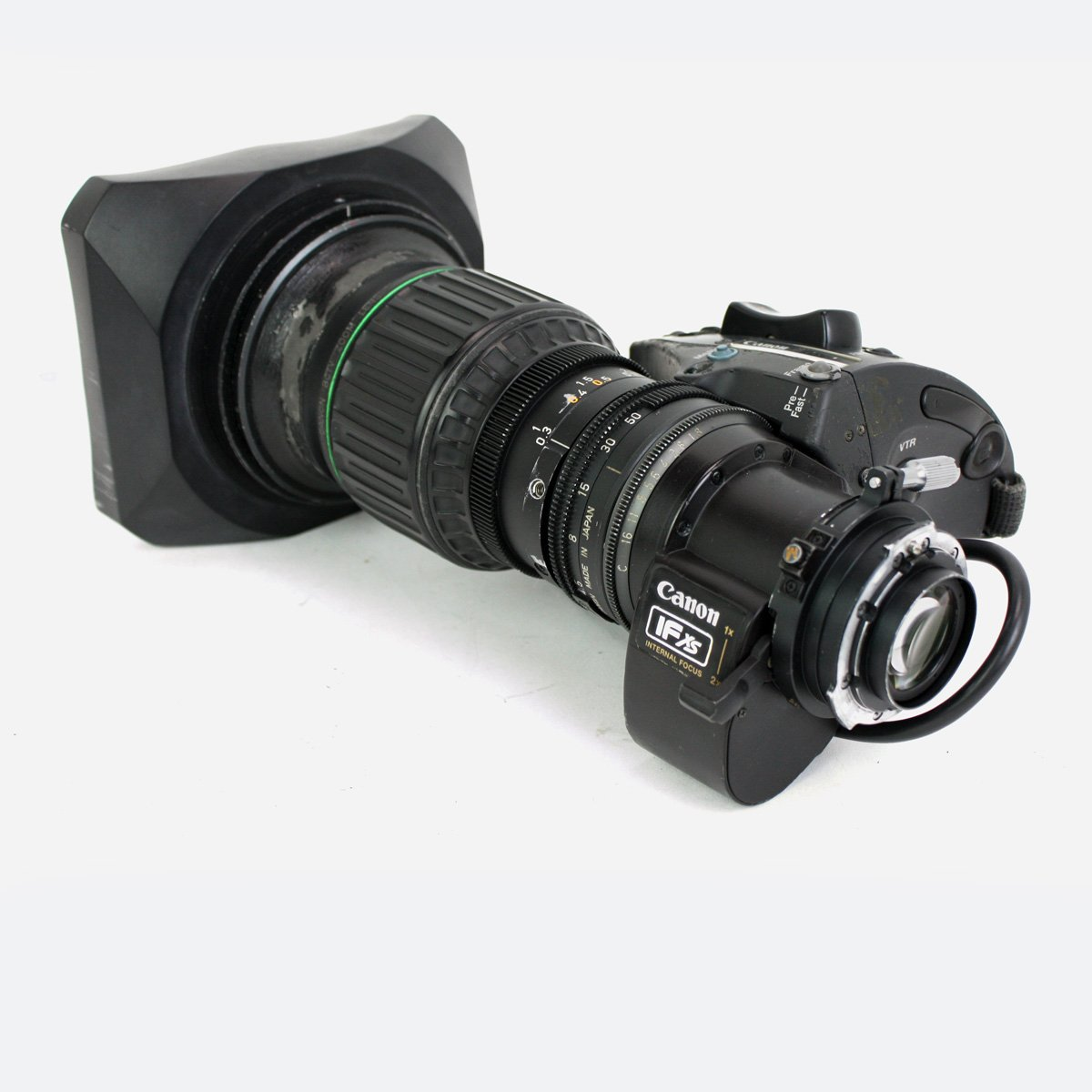 "Canon J11ex4.5B4 IASD 2/3"" Ultra-Wide Angle SD Lens | ES Broadcast"