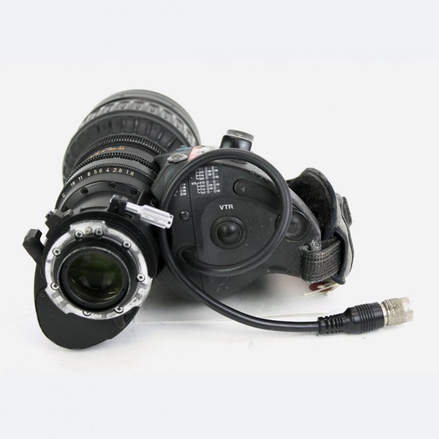 "J16ex8B4 IASD 16x 2/3"" ENG Wide Angle SD Lens"