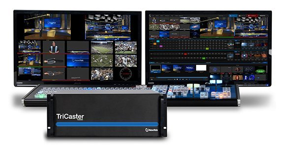 NewTek TriCaster 8000 HD vision mixer