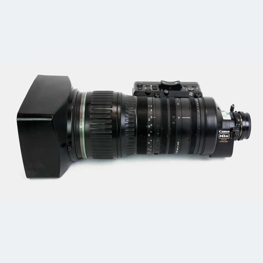 Used Canon HJ40x10B IASD-V HD Lens