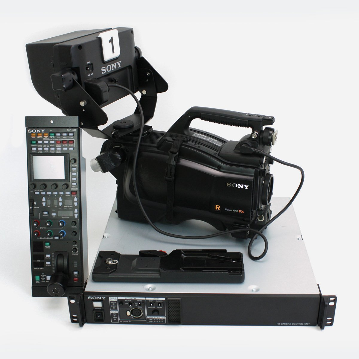 used Sony HSC-100RT HD Camera Channel