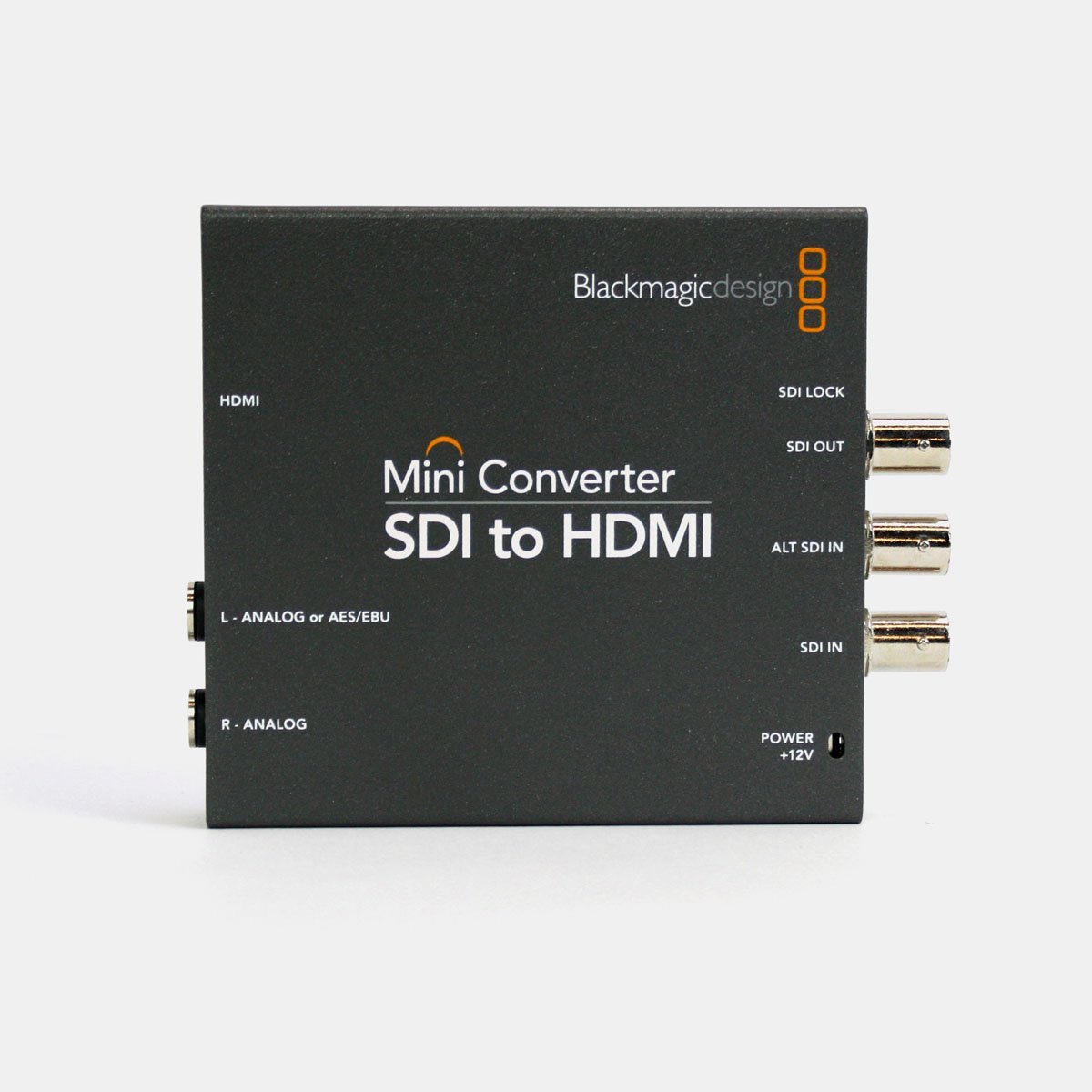 Used Blackmagic Design BMD-CONVMBSH Mini Converter SDI to HDMI