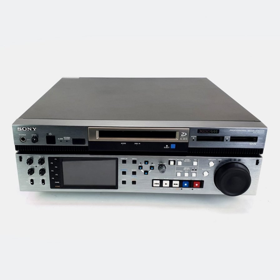 Ex-Demo Sony XDS-PD2000 XDCAM Deck / IT Server