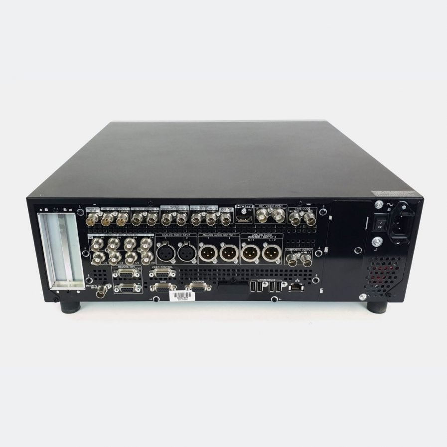 Ex-Demo Sony XDS-PD2000 XDCAM Deck / IT Server