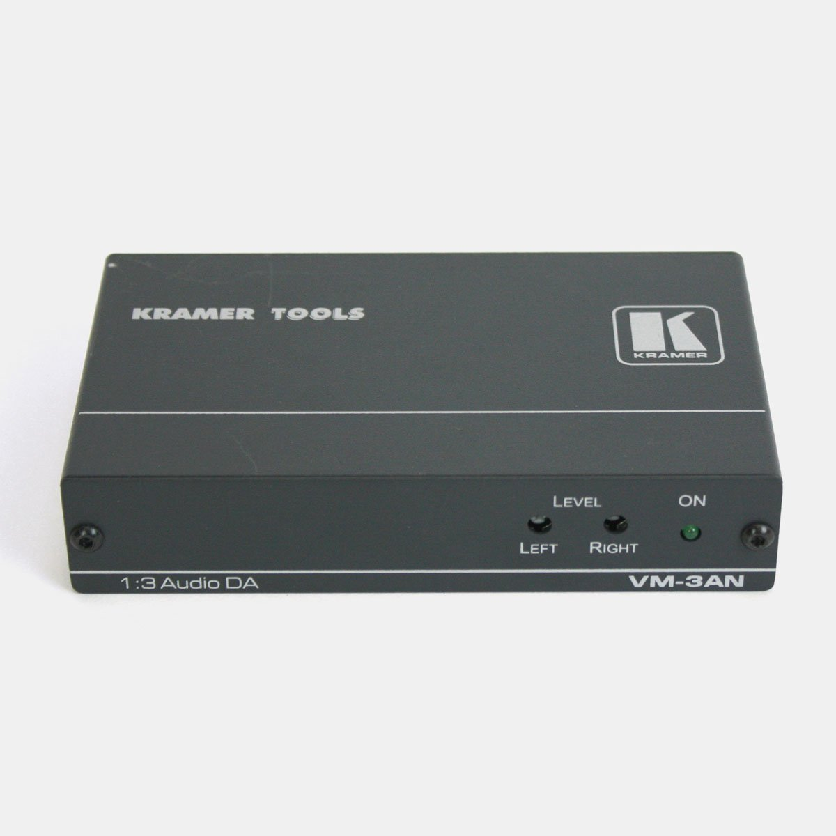 Used Kramer VM-3AN 1:3 Balanced Stereo Audio DA
