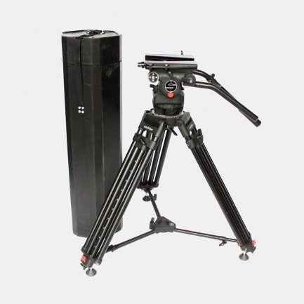 Used Sachtler Video 75 Plus head with OB-2000 tripod legs