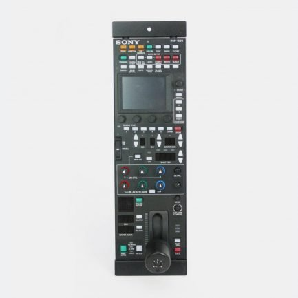 Used Sony RCP-1500 Remote Control Panel
