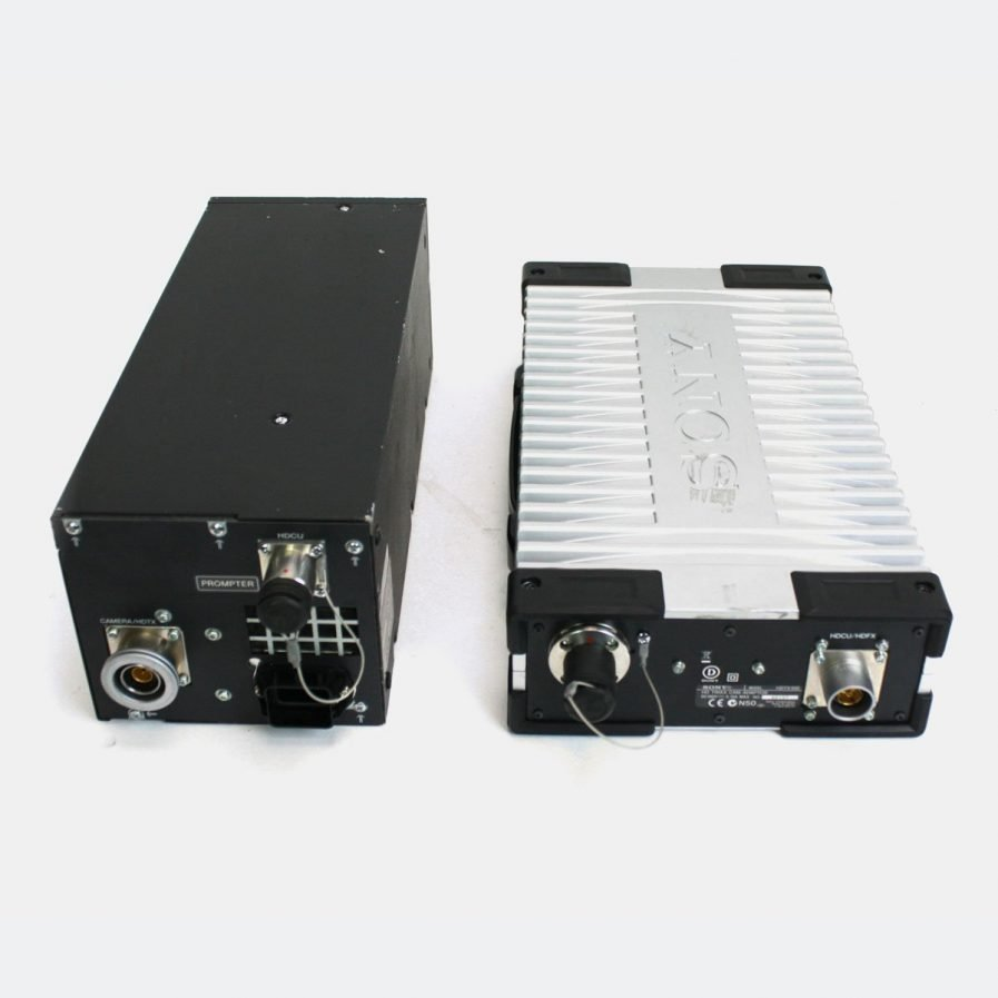 Used Sony HDTX-100 / HDFX-100 Triax Adaptors