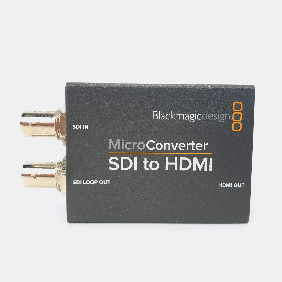 Used Blackmagic Design CONVCMIC/SH Micro Converter SDI to HDMI