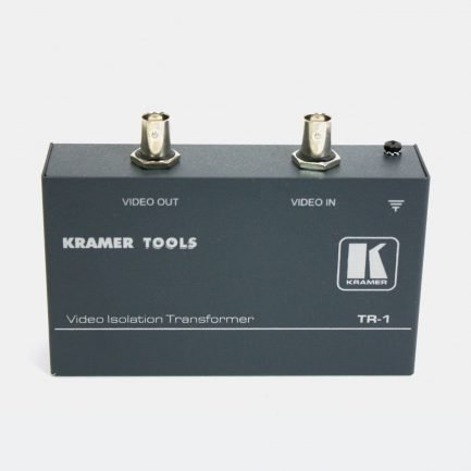 Used Kramer TR-1 Video Isolation Transformer
