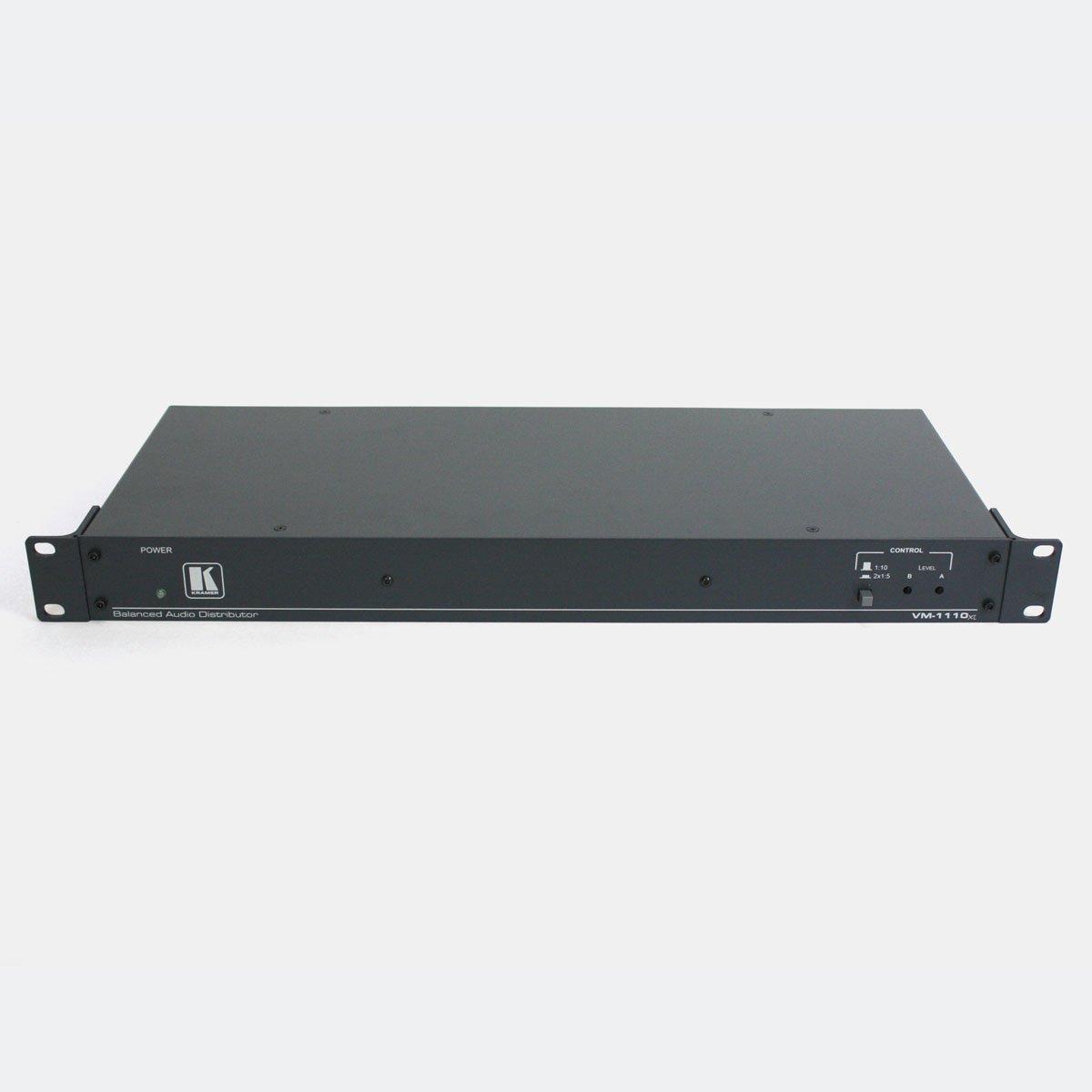Used Kramer VM-1110xl 1:10 Balanced Mono Audio DA