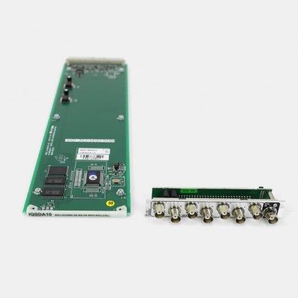 Used Snell IQSDA10 Reclocking SD-SDI DA