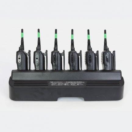 Used Vertex VX-451-G6-5 VHF-UHF Walkie Talkie