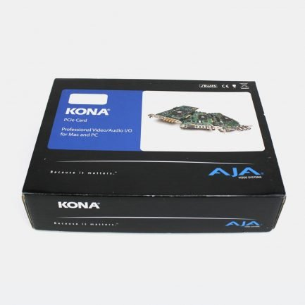 AJA KONA LHE Plus Powerful video and audio I/O card