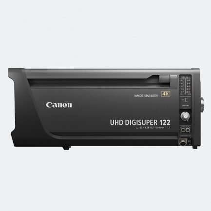 Canon UJ122x8.2B UHD Digisuper 122 4K Lens
