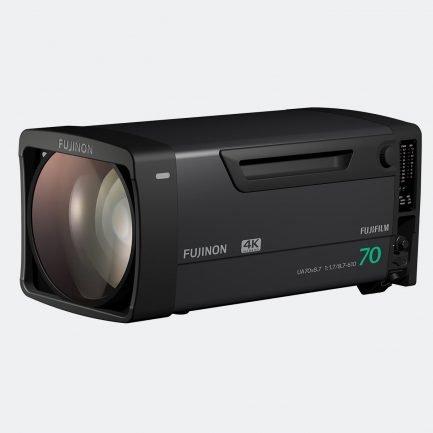 Fujinon UA70x8.7BE 70x 4K Box Lens