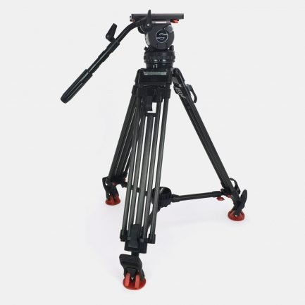 Used Sachtler Video 18 Sensor Tripod System