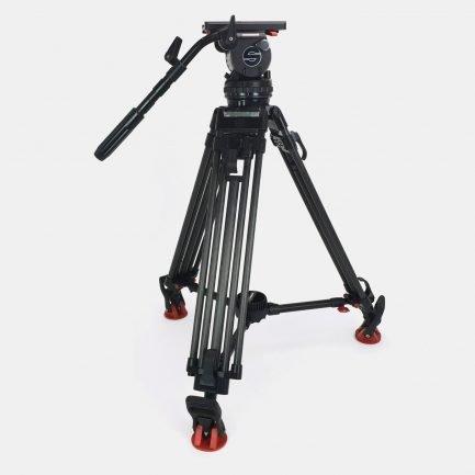 Used Sachtler Video 18 Sensor Tripod System