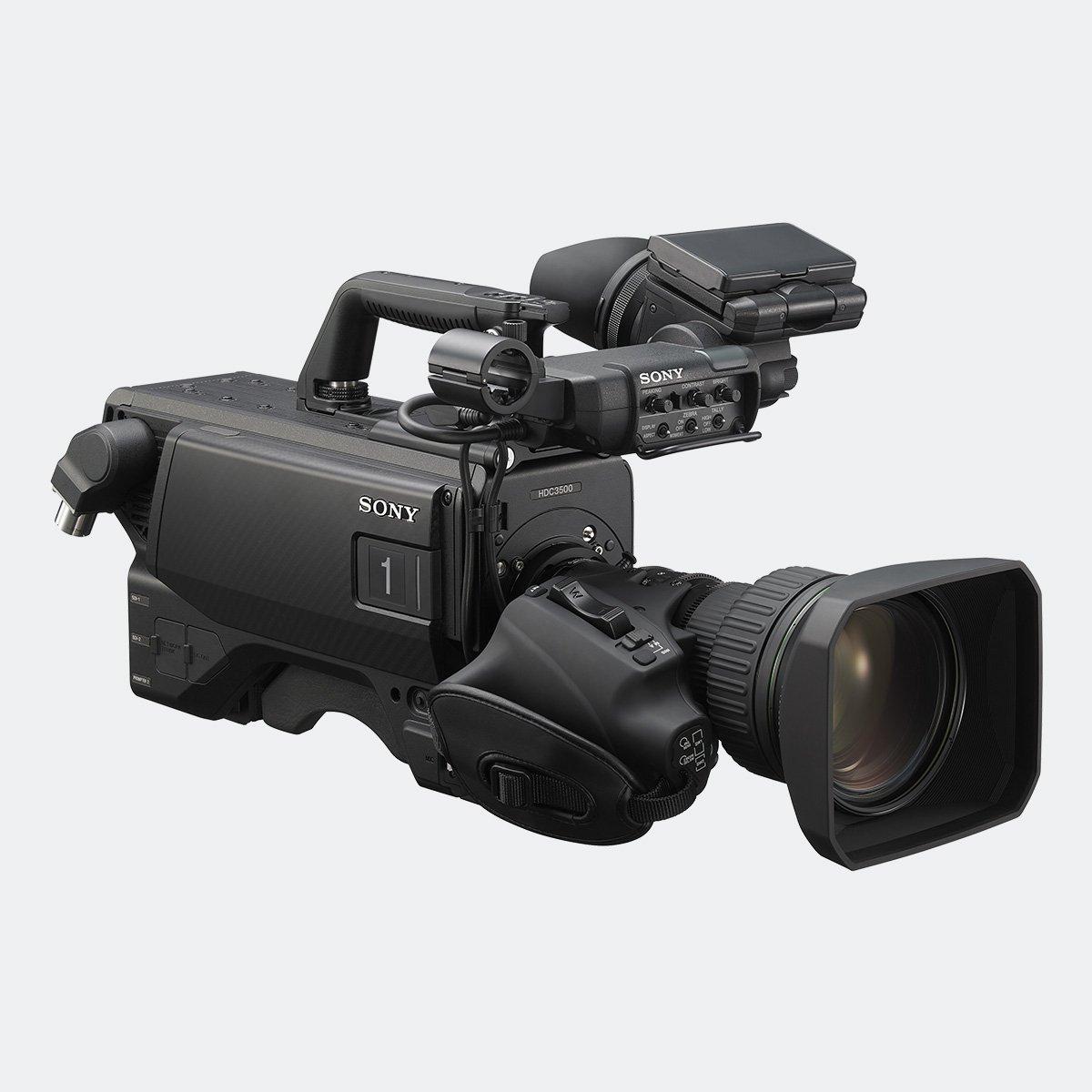 Sony HDC-3500 4K Camera System