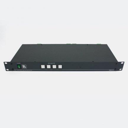Used Kramer VS-411 4x1 Composite Video Switcher
