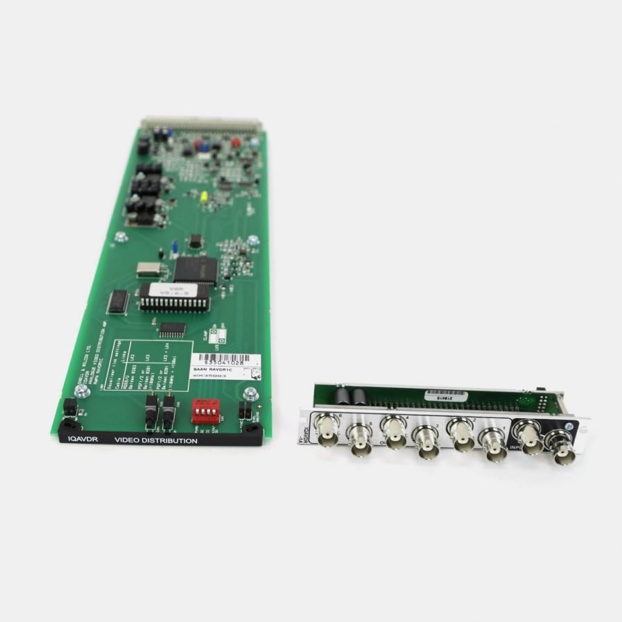Used Snell IQAVDR SD Serial DA with Equaliser