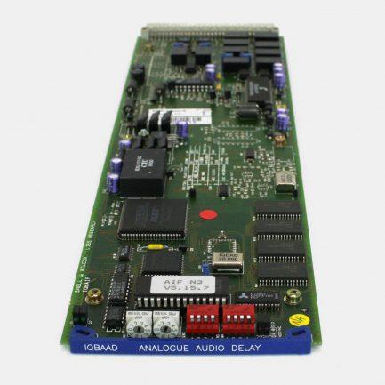 Used Snell IQBAAD Analog Audio Delay