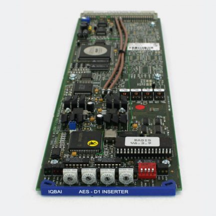 Used Snell IQBAI AES Audio Embedder