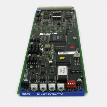Used Snell IQBAX Audio Data Extractor