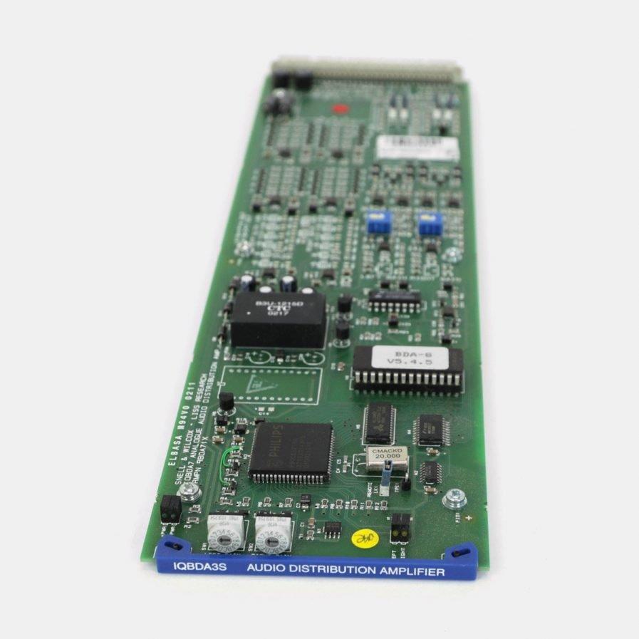 Used Snell IQBDA3S Analog Audio DA