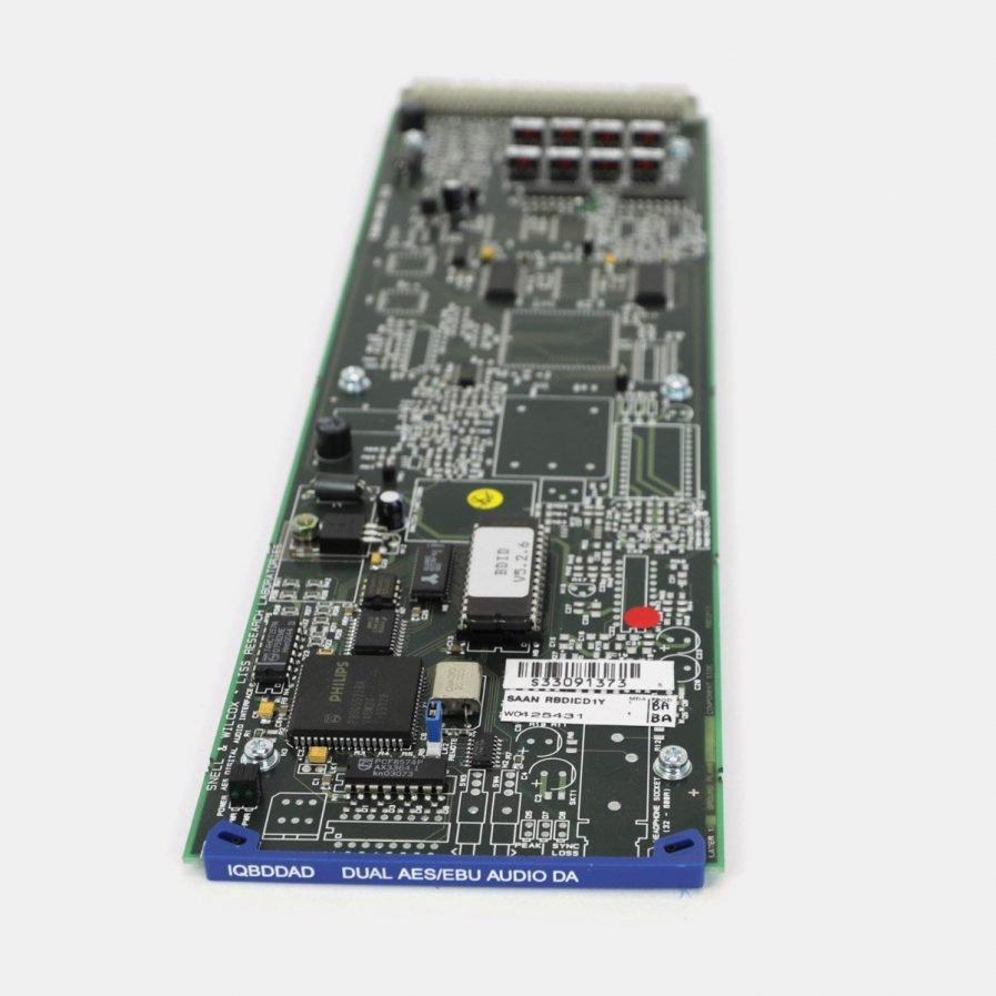 Used Snell IQBDDAD Dual AES DA